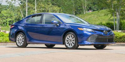 2018 Toyota Camry at Phil Long Dealerships