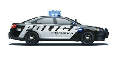 2018 Ford Police Interceptor Sedan