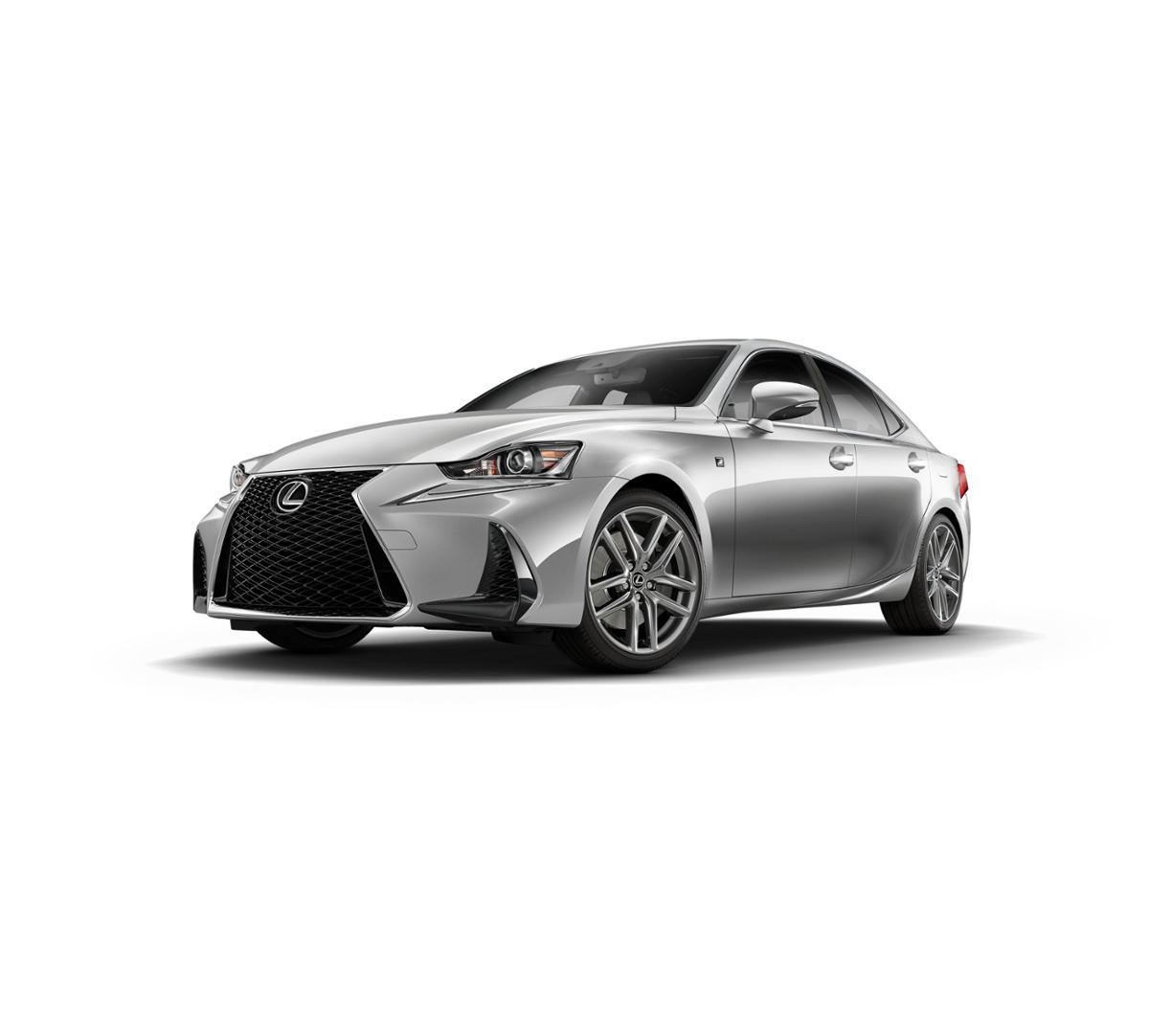2017 Lexus IS Turbo Vehicle Photo in El Monte, CA 91731