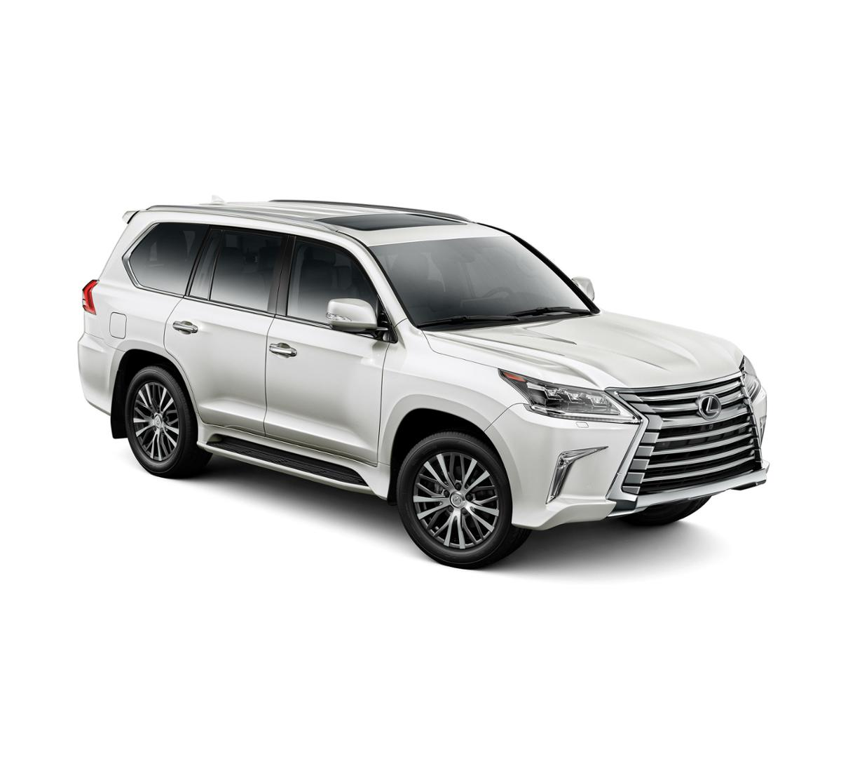 2017 Lexus LX 570 Vehicle Photo in Santa Monica, CA 90404
