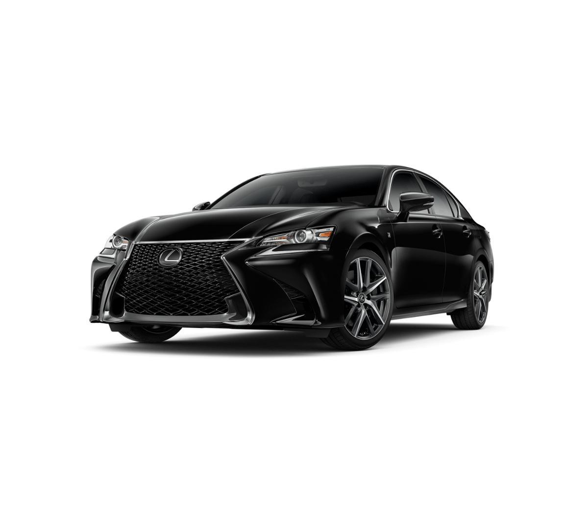 2017 Lexus GS Turbo Vehicle Photo in Houston, TX 77074