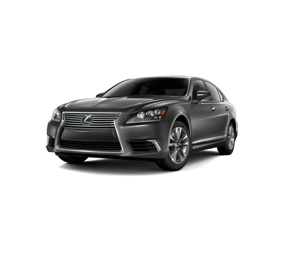 2017 Lexus LS 460 Vehicle Photo in Charlotte, NC 28212