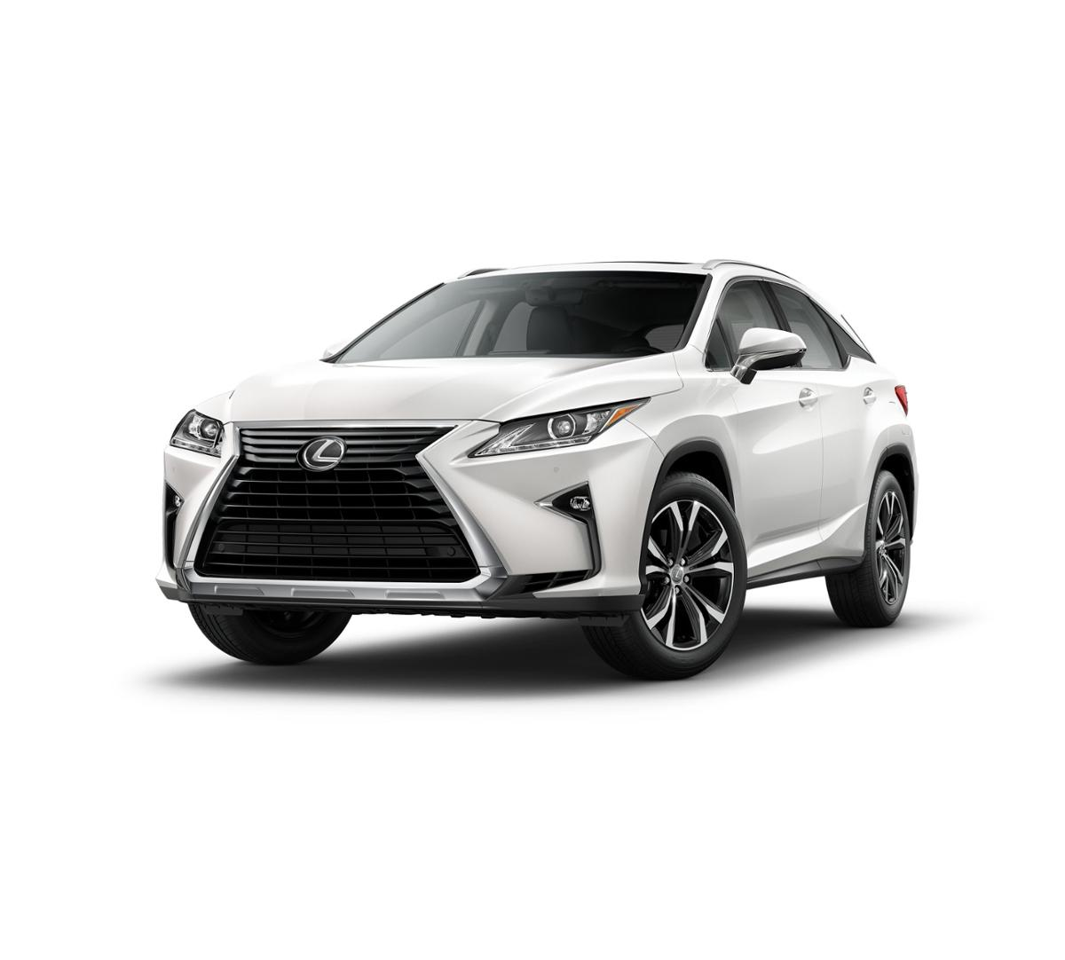 2017 Lexus RX 350 Vehicle Photo in Dallas, TX 75209