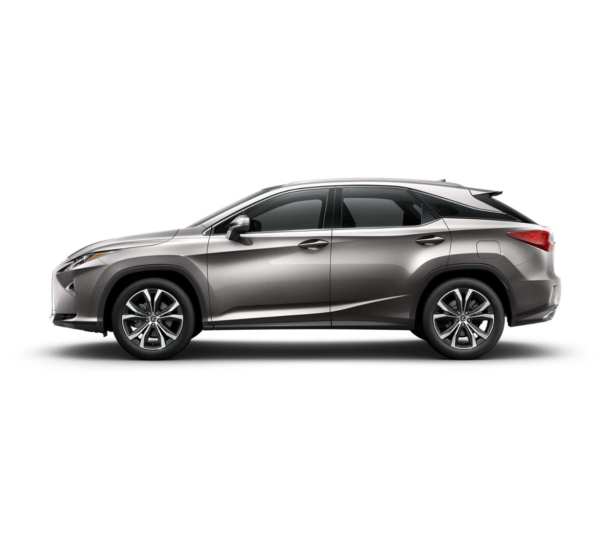 Columbia Atomic Silver 2017 Lexus RX 350: New Suv for Sale ...