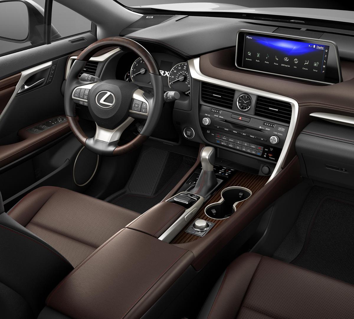 2017 Lexus Rx 350 For Sale In El Cajon At Lexus El Cajon