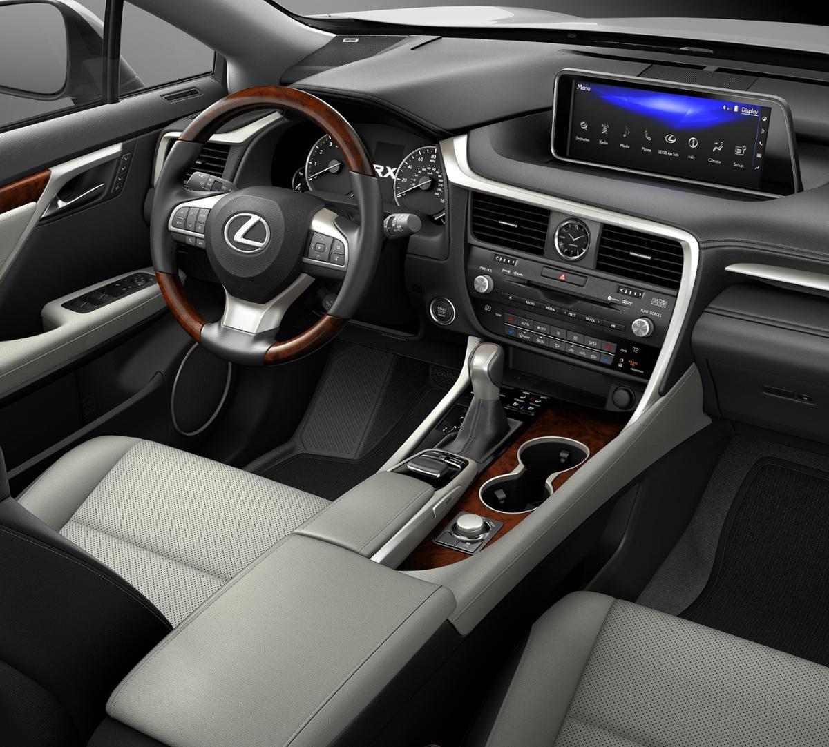 Lexus Service Santa Monica >> New Nebula Gray Pearl 2017 Lexus RX 350 for Sale Santa Monica, CA | Lexus Santa Monica ...