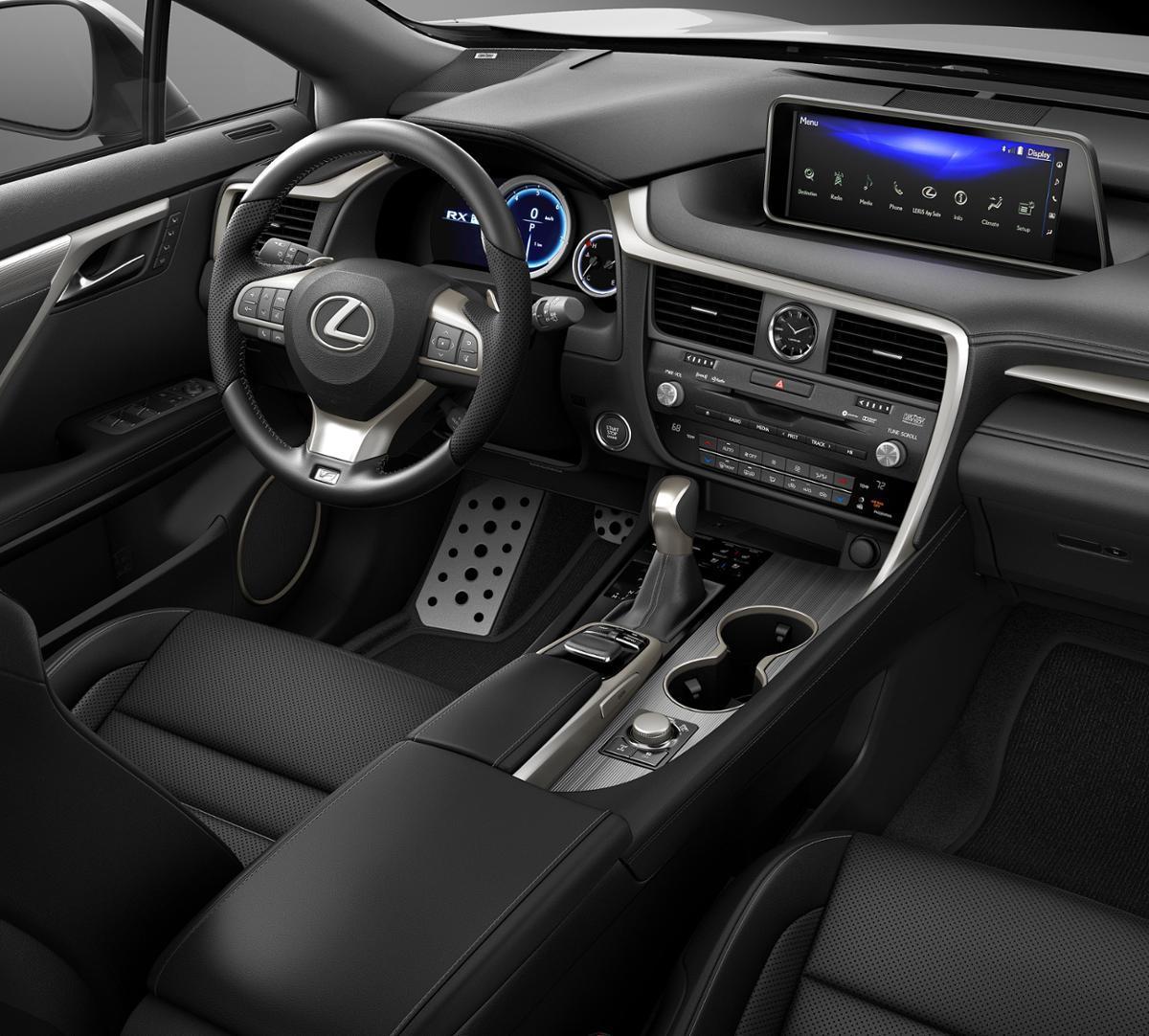 Lexus Rx350 Lease: New Matador Red Mica 2017 Lexus RX 350 F SPORT For Sale
