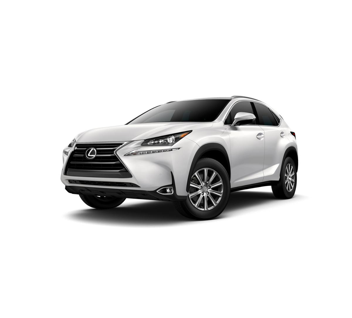 2017 Lexus NX Turbo Vehicle Photo in Santa Monica, CA 90404