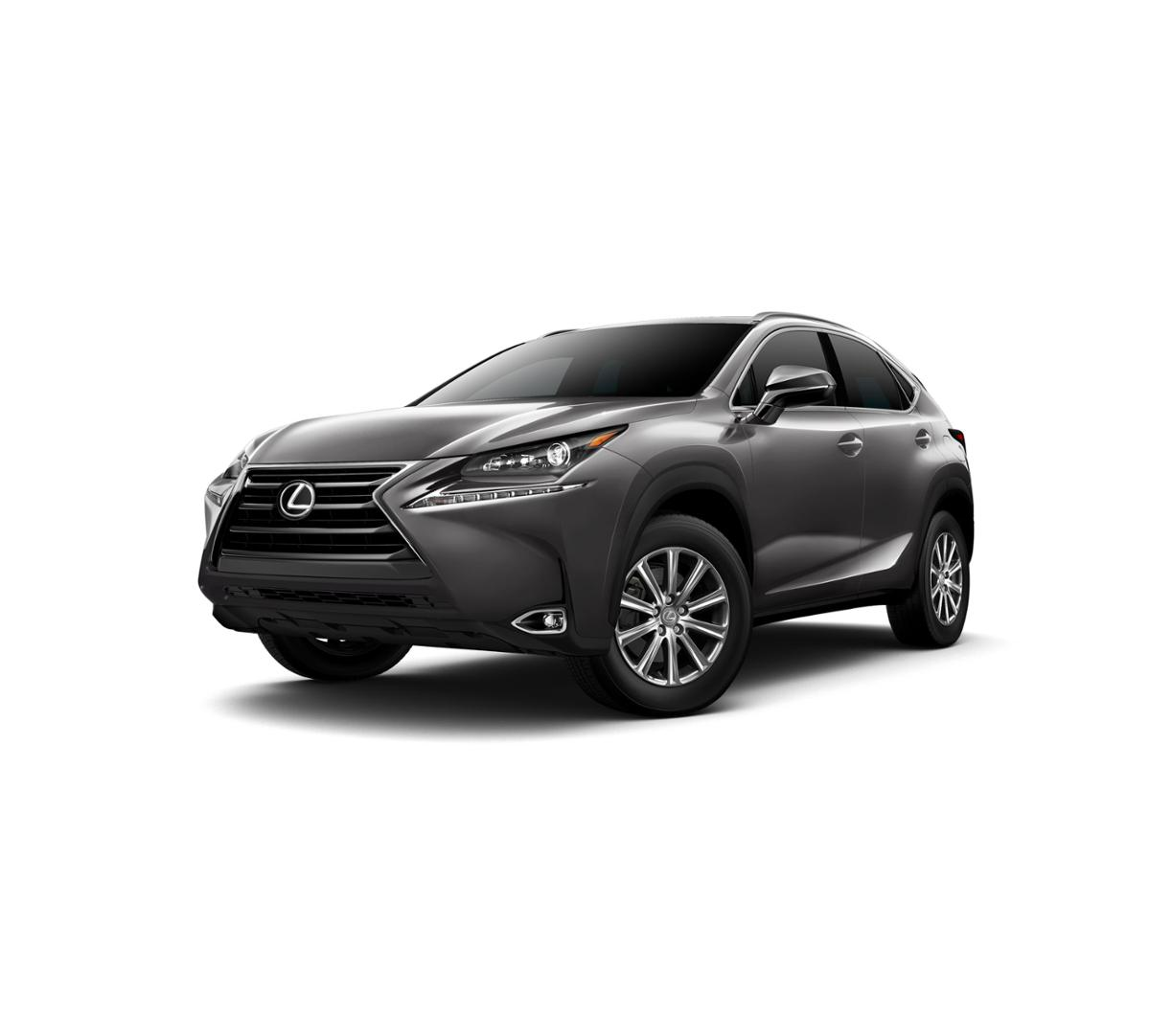 2017 Lexus NX Turbo Vehicle Photo in Dallas, TX 75209