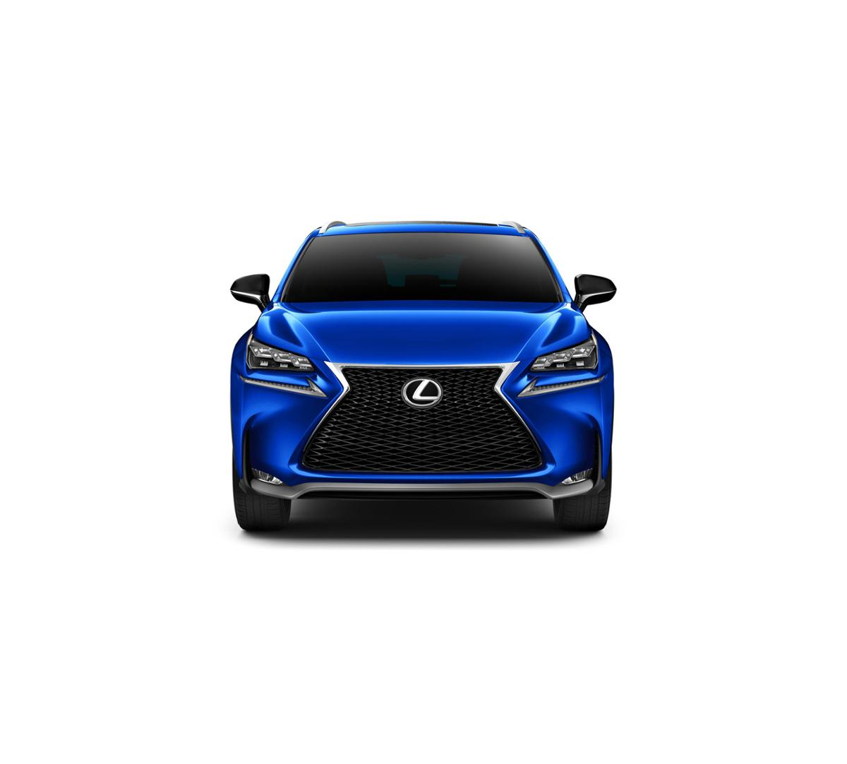 new 2017 ultrasonic blue mica lexus nx turbo f sport for sale in colorado h1277. Black Bedroom Furniture Sets. Home Design Ideas