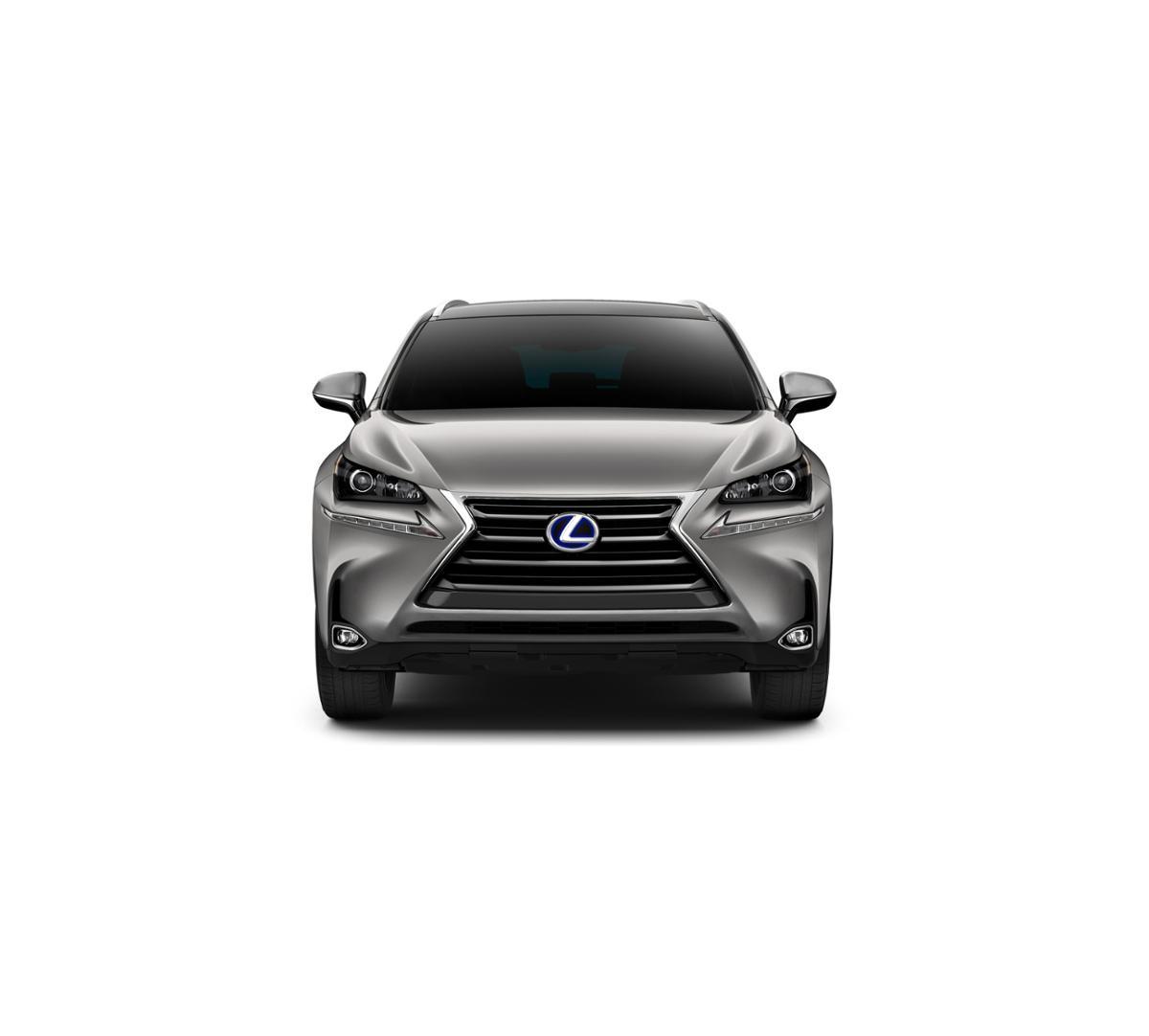 Lexus Nx300h Price: 2017 Atomic Silver Lexus NX 300h For Sale In Colma