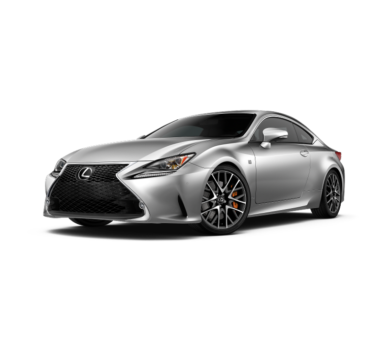 2017 Lexus RC Turbo Vehicle Photo in Dallas, TX 75209