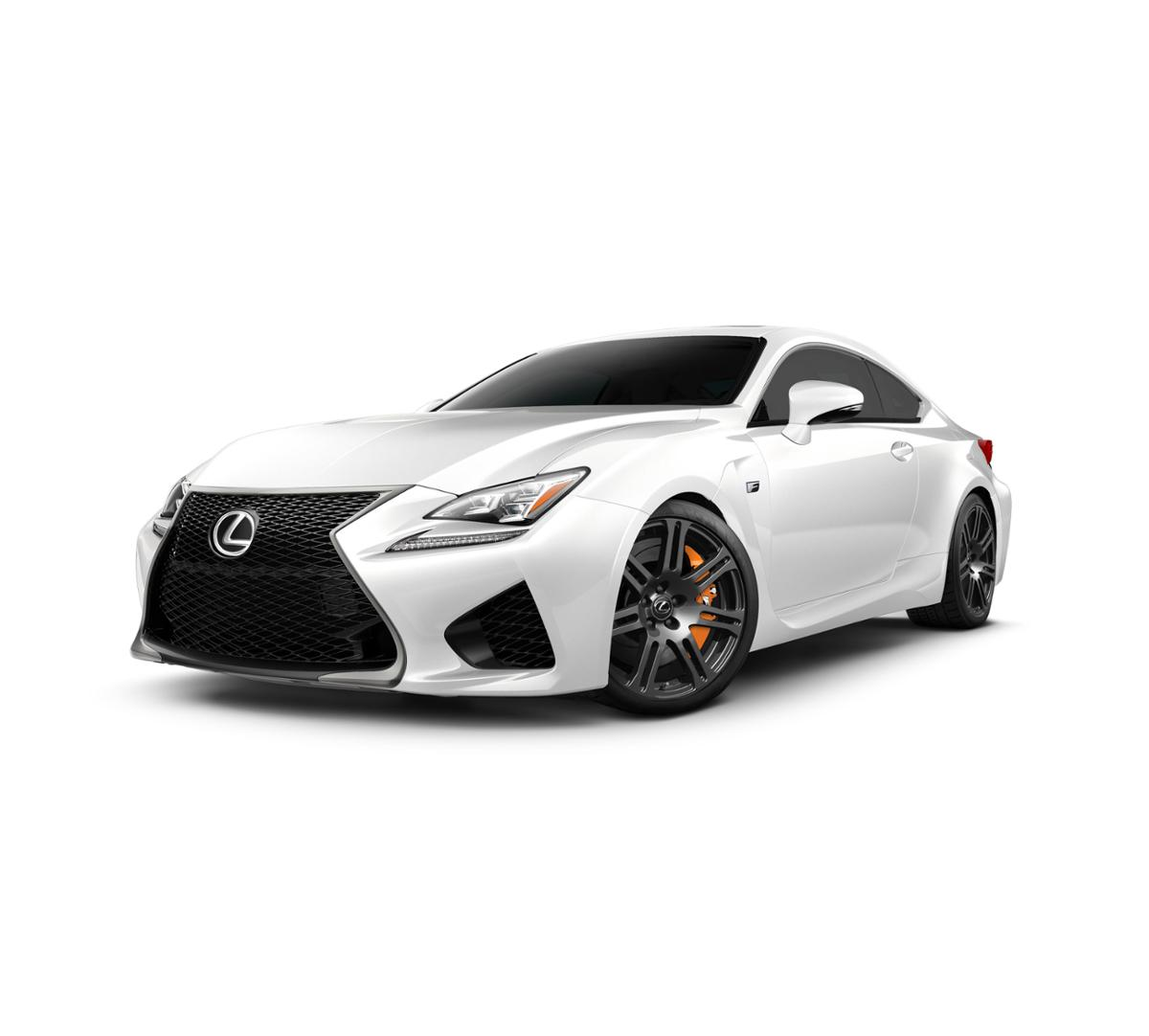 2017 Lexus RC F Vehicle Photo in Santa Monica, CA 90404
