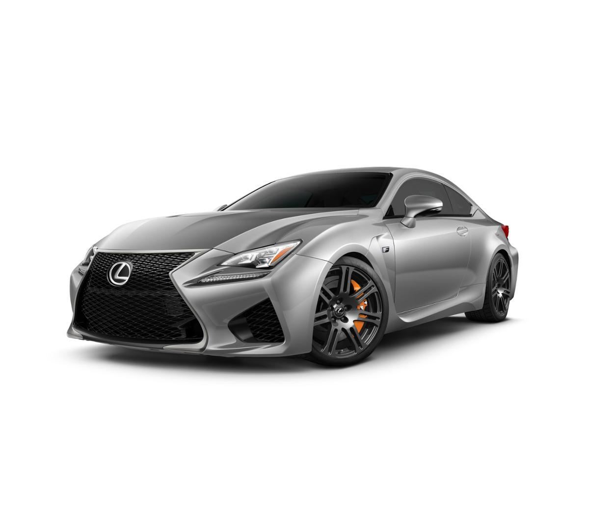 2017 Lexus Rc Exterior: Fort Worth New 2017 Lexus RC F Liquid Platinum: Car For