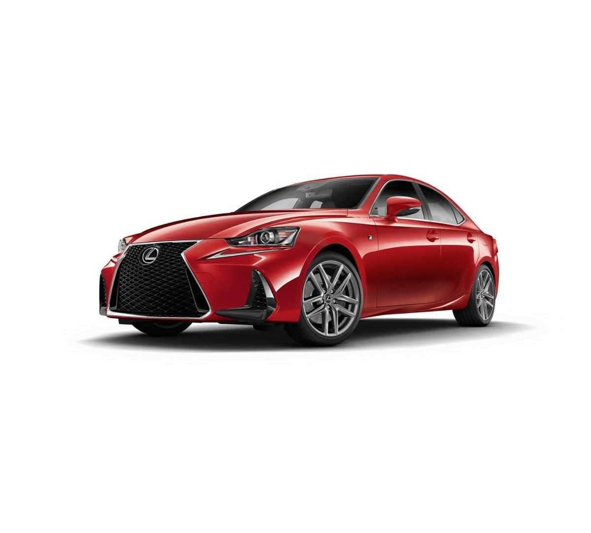 2018 Lexus IS 300 Vehicle Photo in Springfield, MO 65809