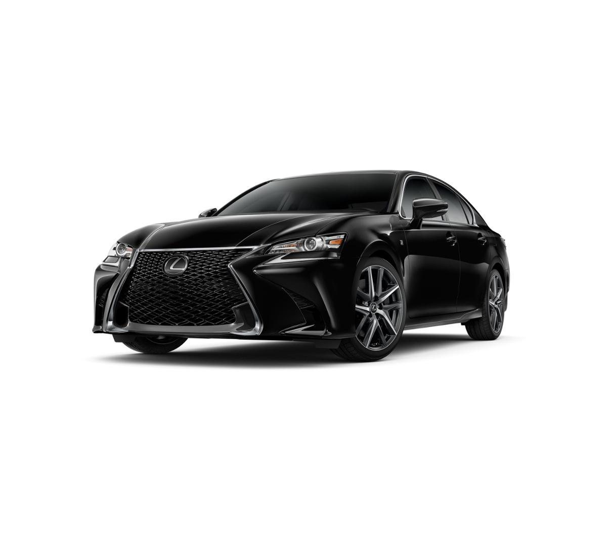 2018 Lexus GS 350 Vehicle Photo in Springfield, MO 65809