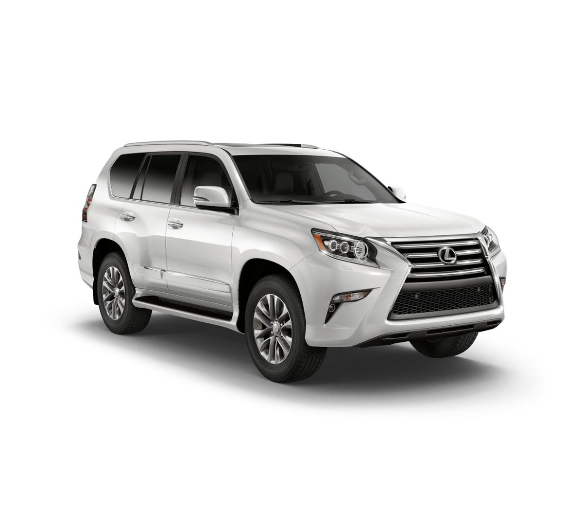 2018 Lexus GX 460 Vehicle Photo in Dallas, TX 75209