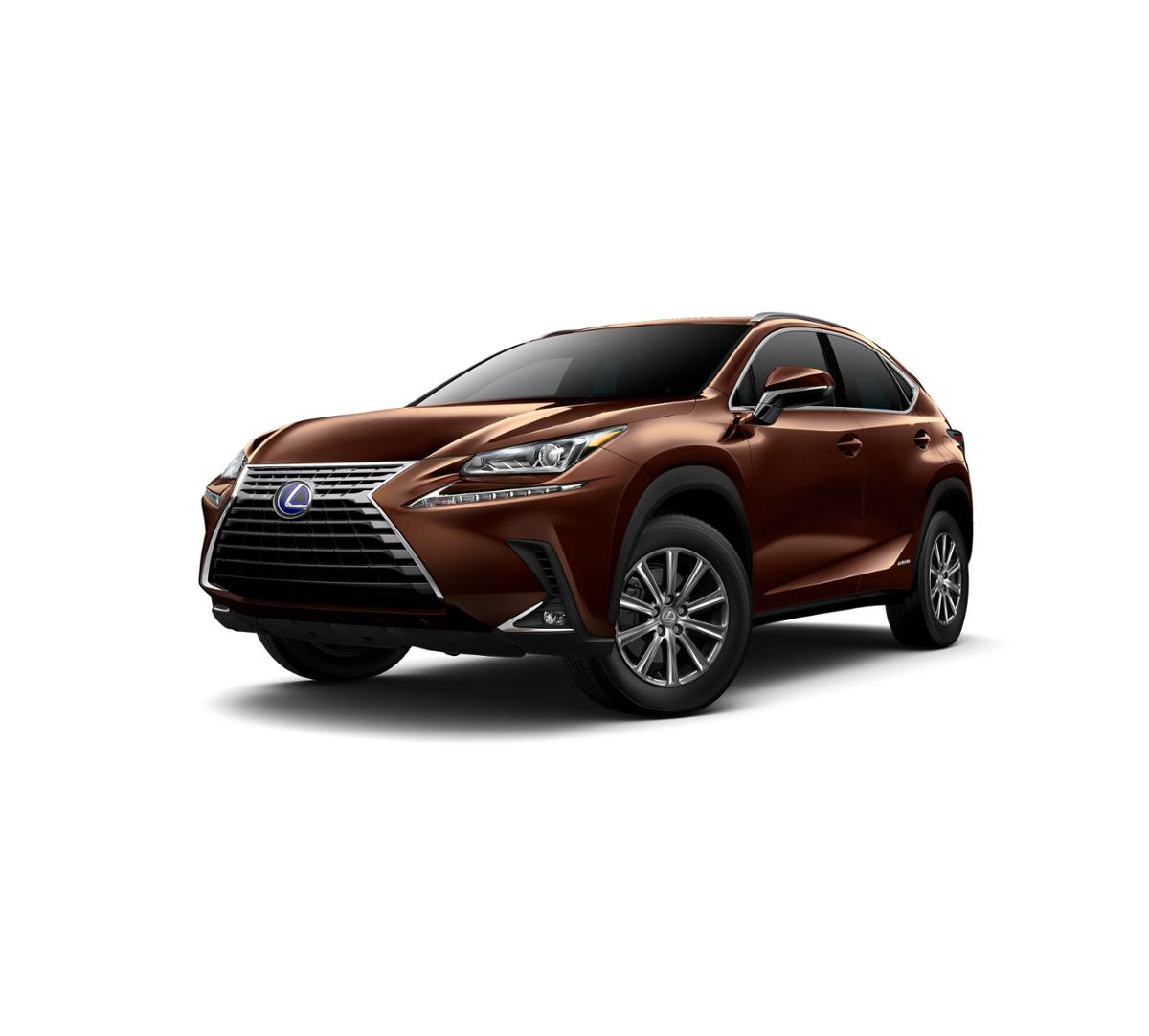Fort Worth New 2018 Lexus Nx 300h Autumn Shimmer Suv For