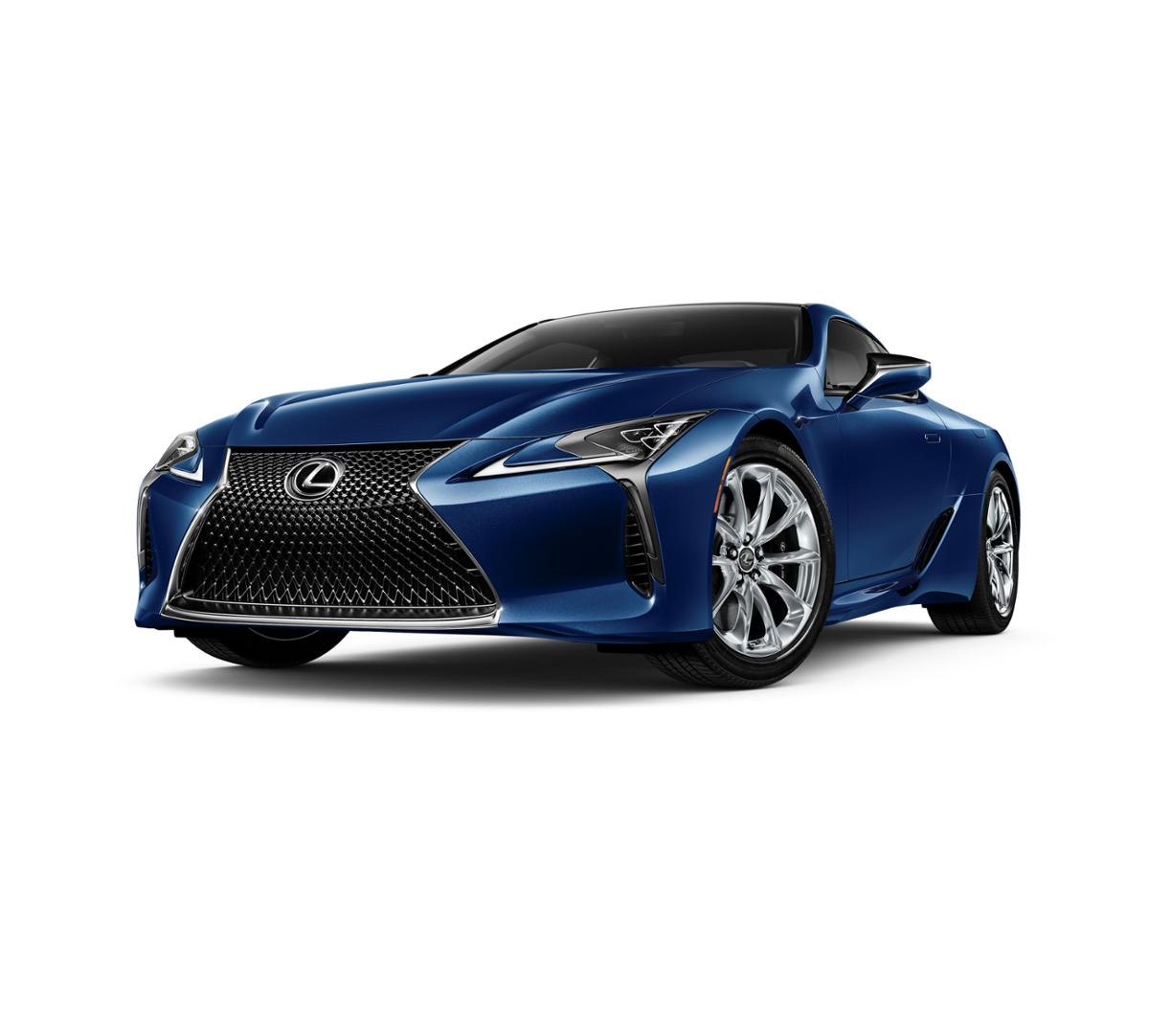 2018 Lexus LC 500 Vehicle Photo in Fort Myers, FL 33912