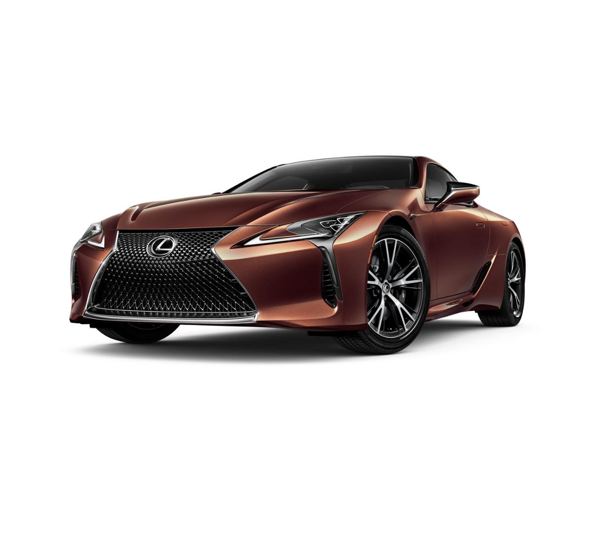 2018 Lexus LC 500 Vehicle Photo in Modesto, CA 95356