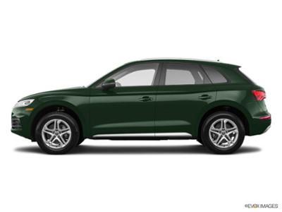 2018 Audi Q5 at Phil Long Dealerships