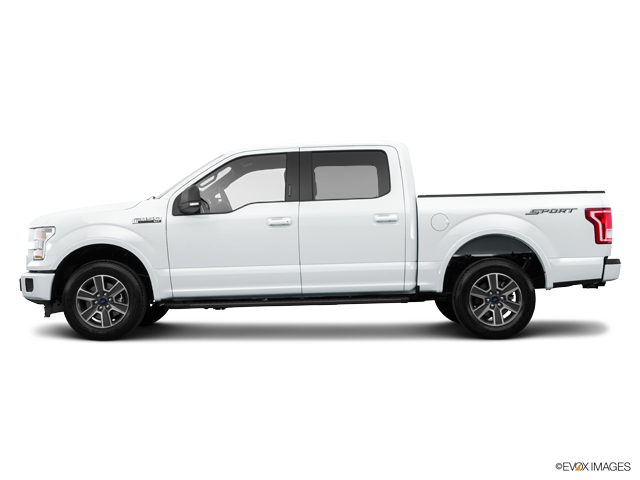 Used oxford white 2016 ford f 150 xlt for sale terrell tx for Musser motors in terrell texas