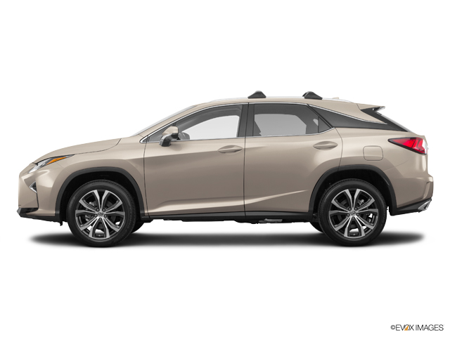 2016 Satin Cashmere Metallic Lexus RX 350 for sale in ...