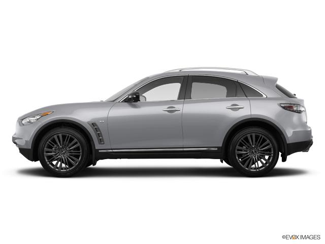 a 2017 infiniti qx70 in naperville il dealer infiniti of naperville liquid platinum awd 4d. Black Bedroom Furniture Sets. Home Design Ideas