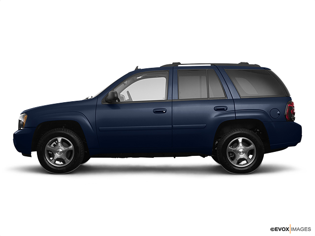 used 2008 chevrolet trailblazer 2wd 4dr lt w 1lt. Cars Review. Best American Auto & Cars Review