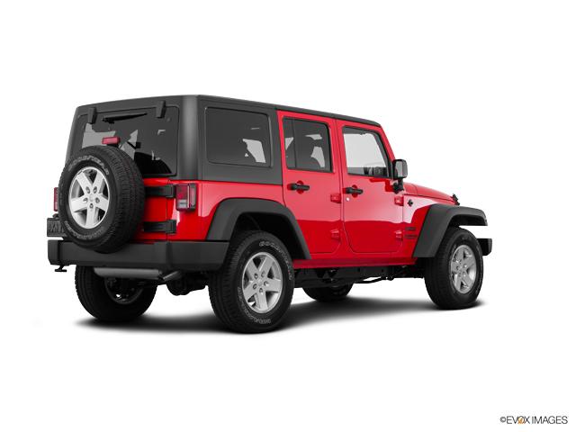 Milton Used 2016 Jeep Wrangler Unlimited Suv 4d Sport