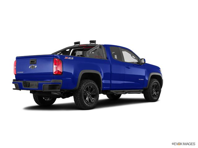 Blue Ridge Tire >> New Laser Blue Metallic 2017 Chevrolet Colorado Extended ...