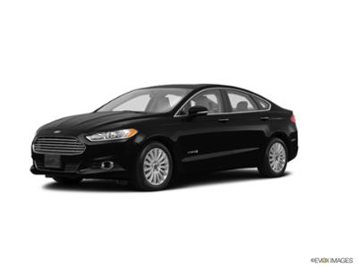 2016 Ford Fusion at Phil Long Dealerships