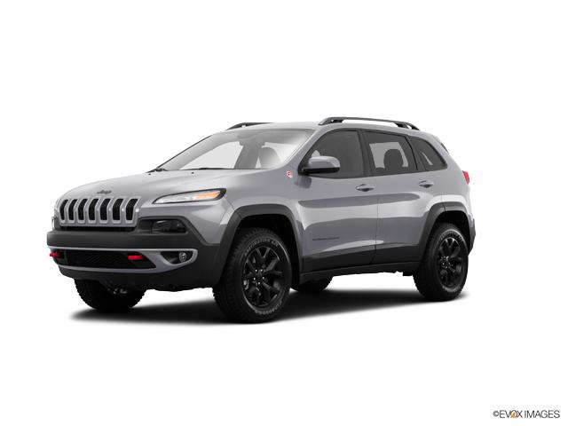 Newnan 2016 Billet Silver Clearcoat Metallic Jeep Cherokee Used