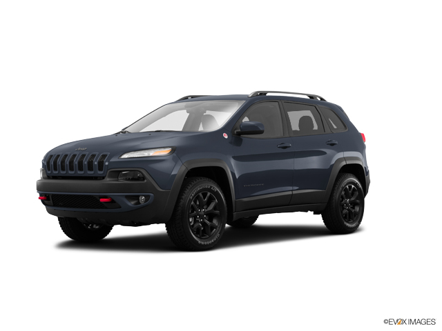 Used Rhino Clearcoat 2016 Jeep Cherokee Trailhawk For Sale Terrell