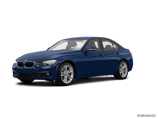 2016 BMW 320i Vehicle Photo in Charleston, SC 29407