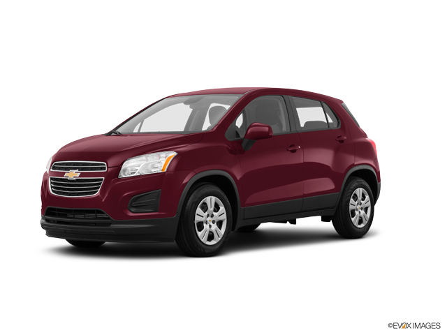 2016 used chevrolet trax fwd 4dr lt orange park near jacksonville p18999. Black Bedroom Furniture Sets. Home Design Ideas