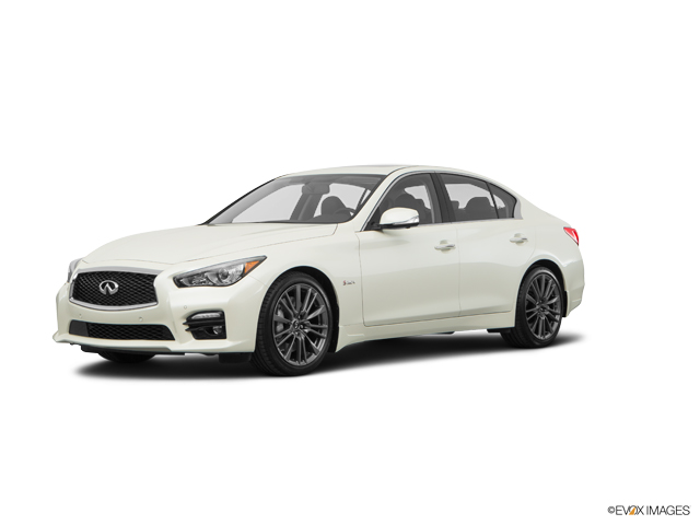 used 2016 majestic white infiniti q50 awd red sport. Black Bedroom Furniture Sets. Home Design Ideas