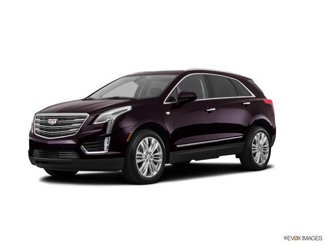 New Rochester 2017 Cadillac Xt5 Wagon Deep Amethyst For Sale K170360