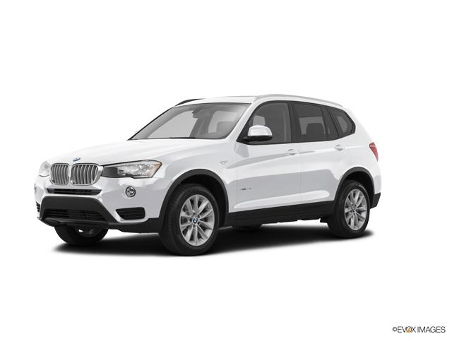 2017 BMW X3 sDrive28i Vehicle Photo in Charlotte, NC 28269