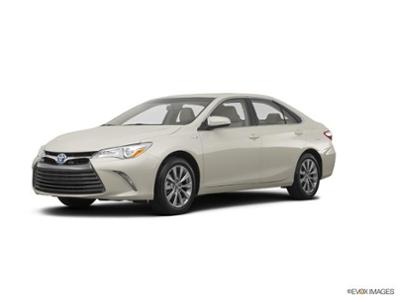 2017 Toyota Camry at Phil Long Dealerships