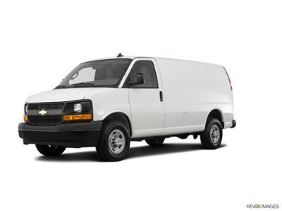 2017 Chevrolet Express Cargo Van at Phil Long Dealerships