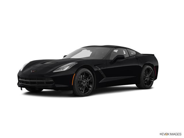 2017 Chevrolet Corvette New Black Car for Sale in Newark