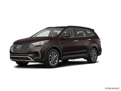 2018 Hyundai Santa Fe At Hyundai Of Jasper