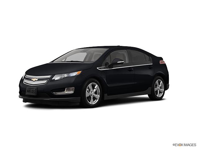 Seattle Black 2013 Chevrolet Volt Used Car For Sale U17405