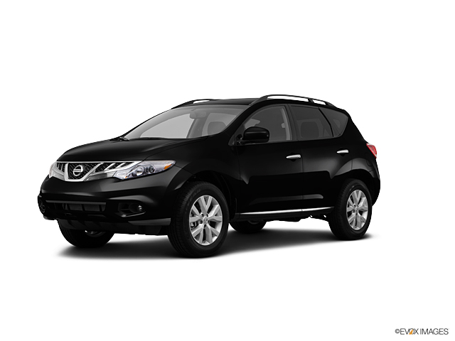 2013 Nissan Murano Used Super Black Suv for Sale in