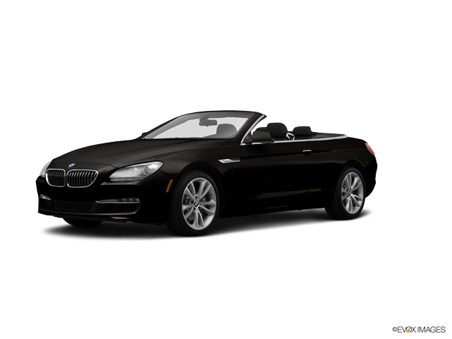 Birmingham Black Sapphire Metallic BMW I Used Car For - 2014 bmw 640i convertible