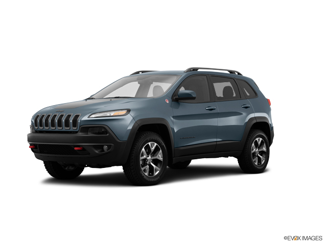 Libertyville Anvil Clear Coat 2014 Jeep Cherokee Used Suv For