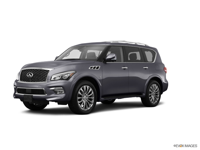 2015 Graphite Shadow INFINITI QX80 in NJ P1129