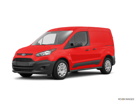 2016 Ford Transit Connect in Race Red