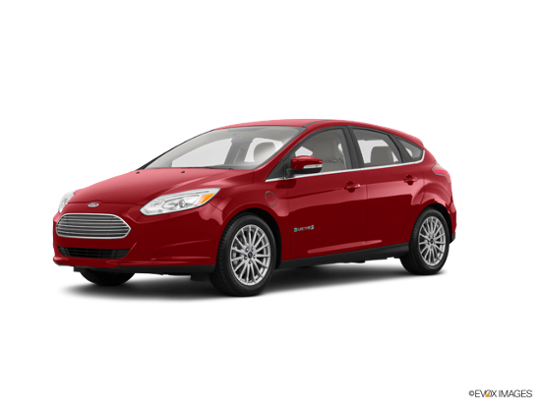 2016 Ford Focus Electric in Ruby Red Metallic Tinted Clearcoat